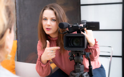 How to Look Confident on Camera   (Even if You're Not!)