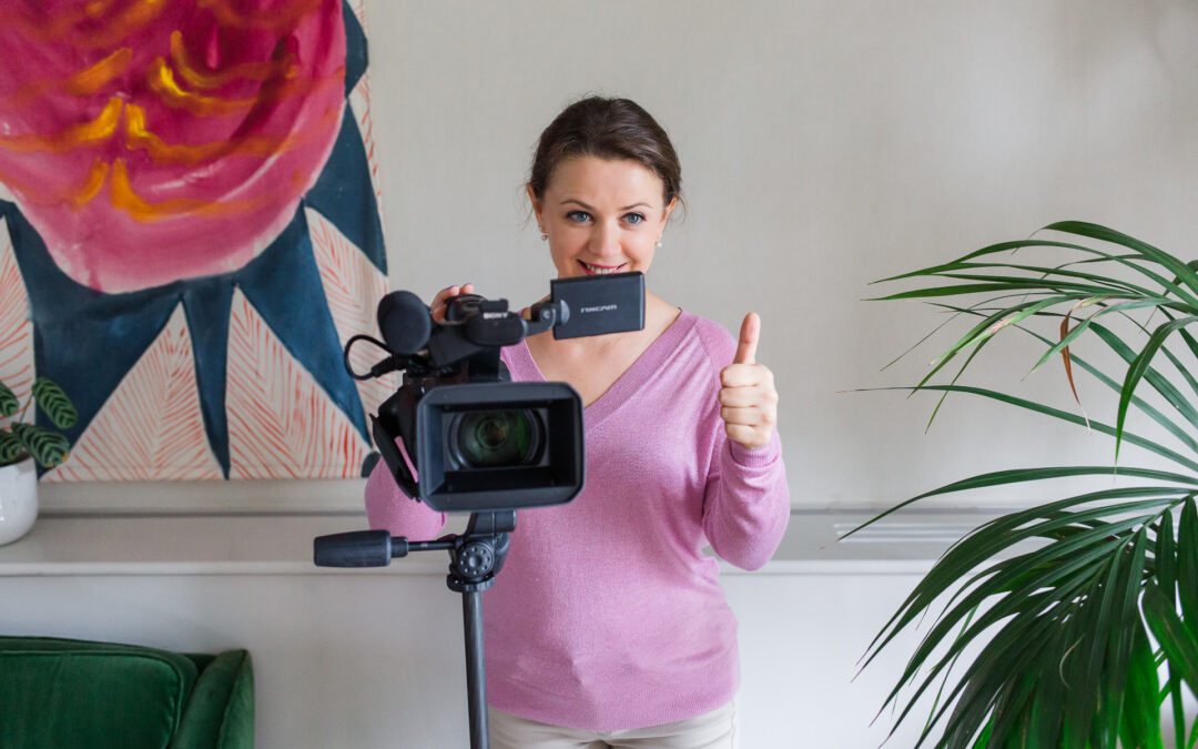 HOW TO BOOST YOUR MESSAGING USING VIDEO –  PART 2